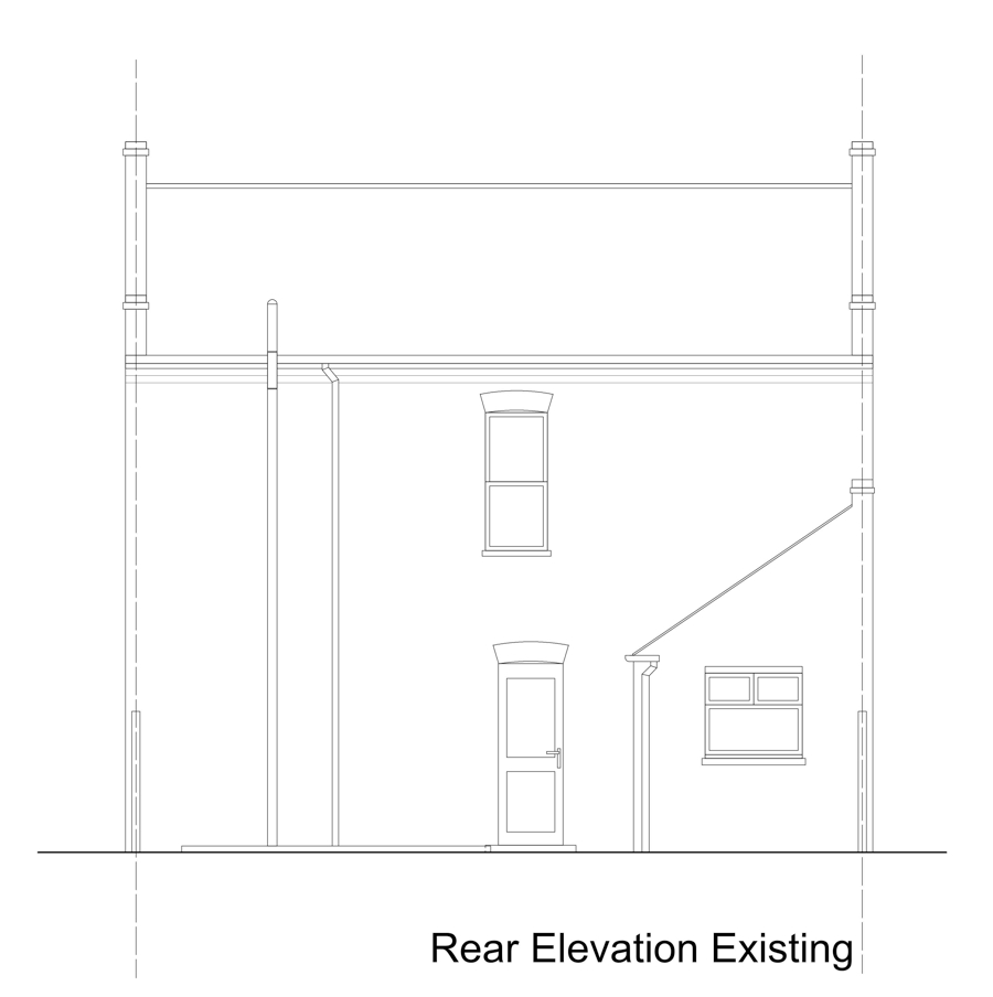 Front Elevation Planning Permission : Planning application drawings kent griffiths design